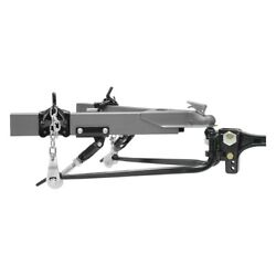 Round Spring Weight Distribution Hitch W Shank And Sway Control 800 Weight