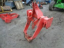 Dromone Ball And Spoon Coupling Hitch 80mm Andpound995+vat