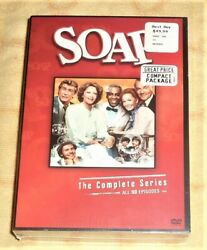 Still Sealed Dvd / Soap The Complete Series - 90 Episodes / Seasons 1-4