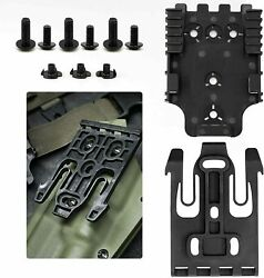 For Safariland Quick Locking System Kit With Qls 19 And Qls 22 Polymer Usa