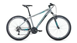 Bike Forward Apache 275 1.2 2021 Size 15 Gray / Turquoise Rbkw1m37g003