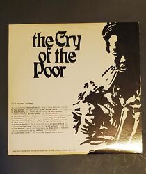 Lot Of 2 The Cry Of The Poor Hope For Africa In Song Nalr Convention 1985 Lp