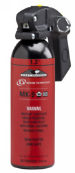Defense Technology 43953 Body Guard Le-10 Mk-9 Cone 1.3 Red 13 Oz Pepper Spray