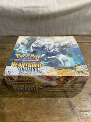 Pokemon Heart Gold Soul Silver Booster Box Spanish Sealed Hgss