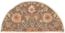 Surya Cae-1086 Caesar Classic Traditional Dark Forest 12and039 X 15and039 Area Rug