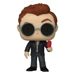 Funko Pop Television 1078 Good Omens Crowley Chase Limited Edition