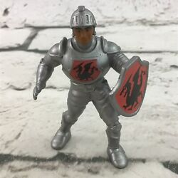 Dragon Night In Shining Armour 2.5andrdquo Figure Mideval Soldier Pvc Toy