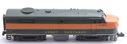 N Scale-life Like 7918 Gn Great Northern Fa-2 Powered Diesel Locomotive 278a