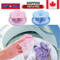 Washing Machine Floating Pet Fur Catcher Ball Laundry Hair Lint Remover Tool