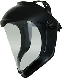Uvex Bionic Face Shield Helmet Mask Clear Visor Protective Cover Safety Grinding