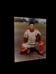 Authentic Roy Campanella Hand Signed In Fine Sharpie Copyrighted Photo