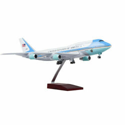 1150 Scale Resin Us Air Force One B747 Boeing 747 Plane Model Airplane Airline