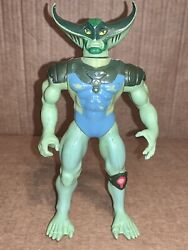 Rare Vintage Ljn Telepix Tigersharks Tiger Sharks T-ray Figure No Accessories