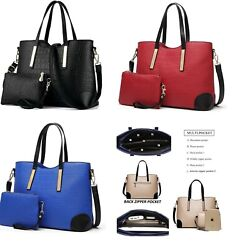 Women#x27;s Satchel Purses and Handbags for Women Shoulder Tote Bags Wallets Gift $22.99