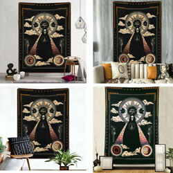 USA Wizard Skull Tapestry Wall Hanging Decor For Bedroom Living Room Dormitory