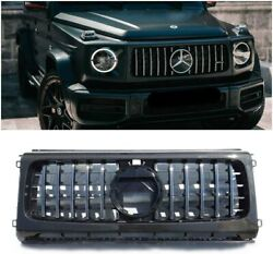 Mercedes-benz G-class G- Wagon W463a W464 G63 G500 Amg Front Grille Carbon Frame