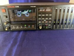 Serviced Tascam 238 Syncast 8 Track Cassette Recorder W/30 Day Warranty
