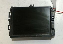 2015 15 Jeep Cherokee Am Fm Radio Receiver W/ Navigation And Touch Screen Oem Lkq