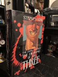 Stephen King The Drawing Of The Three Dark Tower 2 Donald M Grant First Edition