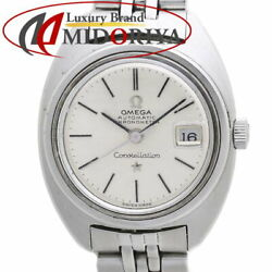 Omega Constellation Gerald Genta C-line Antique 1969 About Women And039s /37573