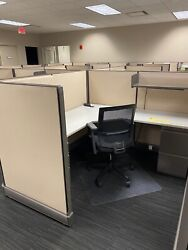 Cubicle/partition System By Herman Miller A02