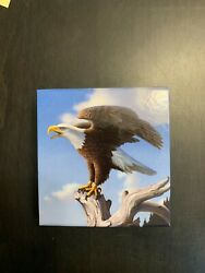 Royal Canadian Mint 2014 100 Coin - Majestic Bald Eagle