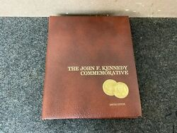 The John F. Kennedy Commemorative Sterling Silver Coin Set Of 36 Complete
