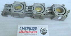 N19c Omc Evinrude Johnson 436846 Throttle Body Assembly Oem New Factory Parts