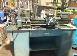 Emco Maximat V10 Series Lathe W/tooling 115 Volts