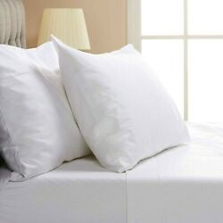 Hotel Style 600 Thread Count 100 Luxury Cotton King Sheet Set Artic White