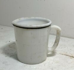 Vintage Anchor Hocking Milk Glass 4 Cup Measuring Cup