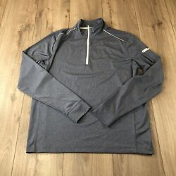 Johnnie O 1 4 Pull Over Men's Size S Small Blue $29.95