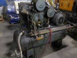 Ingersoll-rand Type 30 Air Compressor Model 10t-t3015tm S/n 30t 462468