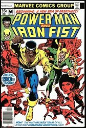 Power Man And Iron Fist 50 Nm- John Byrne Art, Team Becomes Official