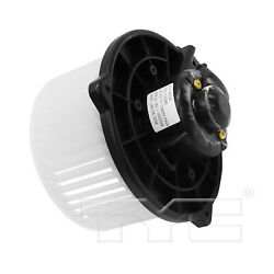 Blower Motor A/c Heater Fan Assembly For 00-06 Toyota Tundra Regular/access Cab