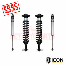 Icon 0-2.5 Suspension System - Stage 1 For Ford F-150 4wd 2015-2018