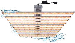 Led Grow Light Mepele Actual Power 650w Grow Lamp For Indoor Plants 40x40 And