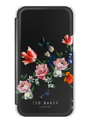Ted Baker Sofieaa Mirror Case For Iphone X / Xs - Sandalwood / Black Silver