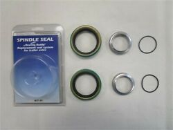 Bearing Buddy 2 Replacement Spindle Seal Pair 2 For Trailer Axles 60002 Boat
