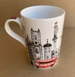 Coffee Mug Cup London England City Scenes James Sadler Changing Of The Guards