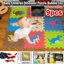 Different Pattern Floor Foam Mat Draw Attention Baby Kid Toy Gift No-slip Home