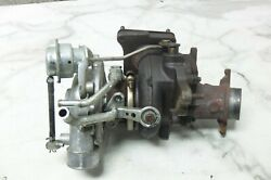 09 Arctic Cat Z1 1100 Turbo Snowmobile Turbocharger Turbo Charger Assembly