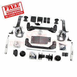 Zone 4 F And R Suspension Lift Kit Fits Dodge/ram Ram 1500 4wd Gas 2013-2018