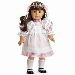 Retired Pleasant Company 1989 Samantha#x27;s Birthday Outfit American Girl Dress $99.00