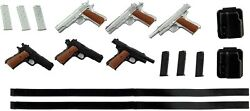 Tomytec Little Armory Girlsand039 Frontline [ Ladf10 ] M1911 Action Figure Gun Parts