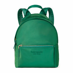 Kate Spade Medium Backpack Womens Rucksack Forest Night One Size $231.41