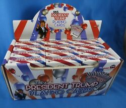 Wholesale Lot Of 12 Decks Donald Trump President Playing Cards Poker 2020
