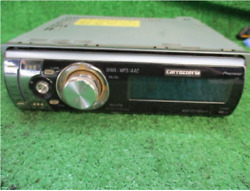 Pioneer Carrozzeria Deh-p710 Car Stereo 1din Cd Audio From Japan Used