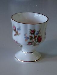 Royal Albert Winsome Egg Cup With A Flawed Foot - Made In England