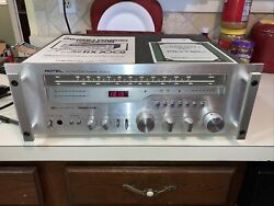 Rotel Rx-2002 Am/fm Stereo Receiver - Rare Fully Tested